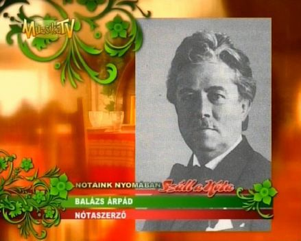 Balázs Árpád  1874 - 1941