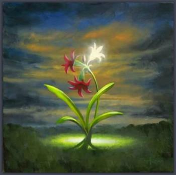 bredj virág eredeti