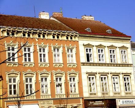 Cifra épület