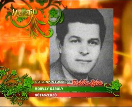 Morvay Károly 1914-1968