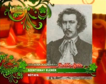 Szentirmay Elemer 1836-1908