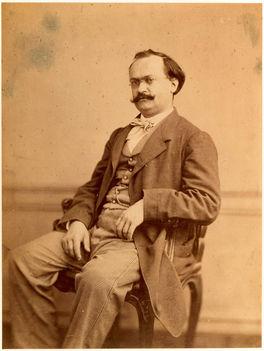 Charles Lecocq (1832-1918) francia vígopera és operettszerző