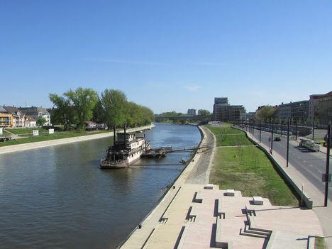 GYŐR RÁBA folyó
