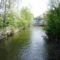 Lajta folyó üzemvízcsatornája a Werkskanal Wasenbruck (A), 2017. április 17.-én 3