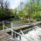 Lajta folyó üzemvízcsatornája a Werkskanal Wasenbruck (A), 2017. április 17.-én 4