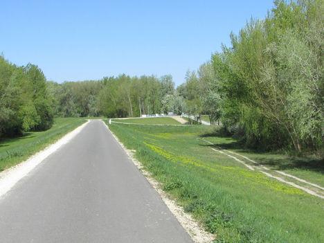 SZIGETKÖZ kerékpár út