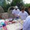 Hagyományos lángossütés, Kisbodak a Boglyakemencéknél 2016