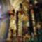 Szent Bernát Ciszterci Borgia Szent Ferenc templom belső
