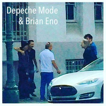 DM és Brian Eno producer