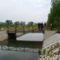 Mosoni-Duna, Mosonmagyaróvári  halátjáró a duzzasztómű mellett, 2016. május 05.-én