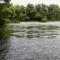 Hullámtéri elárasztás Dunasziget, a Kőhidi vízszintszabályozó műtárgy 2016. május 19.-én 1