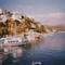 Agia Gallini, kikötős látkép