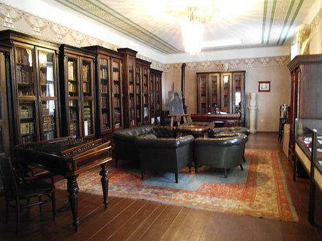Gárdonyi Géza Emlékmúzeum dolgozó szoba