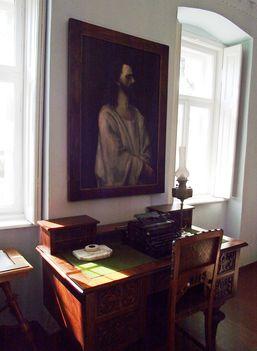 Gárdonyi Géza Emlékmúzeum háló szoba