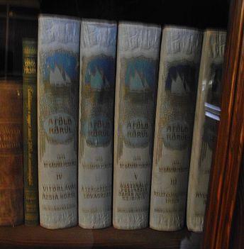 Gárdonyi Géza könyvtárából