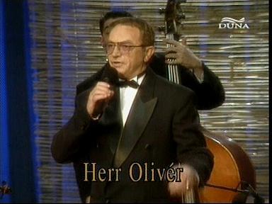 Herr Olivér felvétel