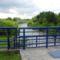 Mosoni-Duna vízkivételi műve, Dunacsúny 2016. május 17.-én