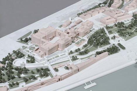 Budavári Királyi Palota terv 1