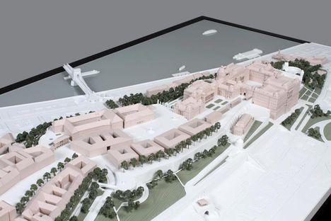 Budavári Királyi Palota terv 2