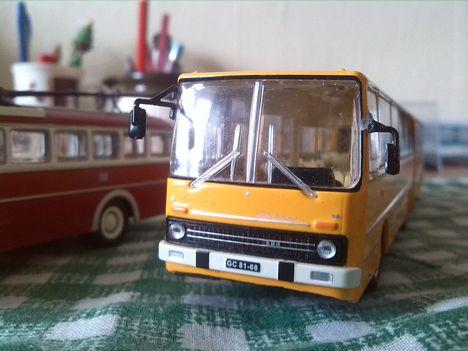 Ikarus 280 (edititions atlas modell)