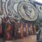 Római kort idéző falfestmények Szombathelyen
