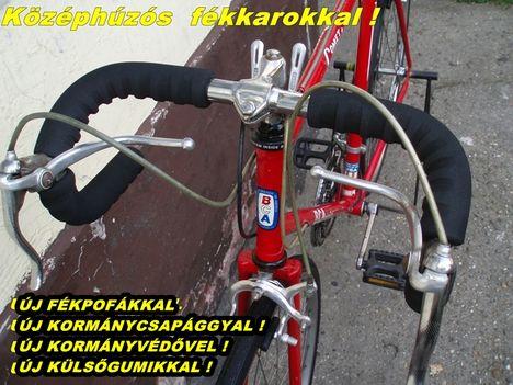 001 BCA félverseny kerékpár