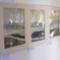 Art Feszt kiállítás megnyitó - tengerszemnyi Art Feszt tükröződés