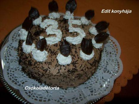 Csokoladétorta