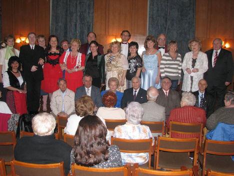 Fészek csoportkép 2009. márciua 29
