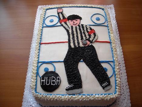 Hokibíró  torta