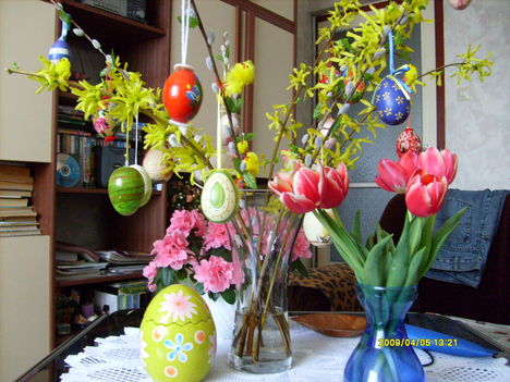 Húsvéti hangulat