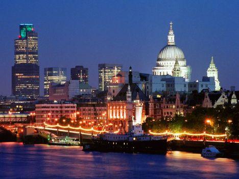 londonskylineengland
