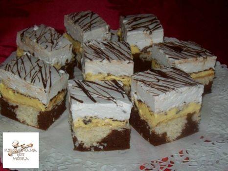 Kókuszos habgaluskás sütemény