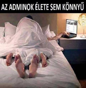 Admin!