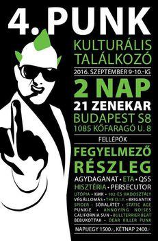 IV. Punk Kulturális találkozó