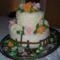 Mogyoró és kínder torta