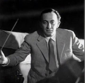Ábrahám Pál operett és filmzeneszerző, karmester