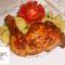 Citromos fűszeres csirkecomb