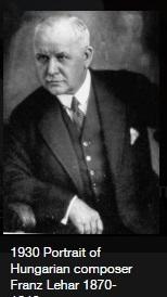 Lehár Ferenc 1930