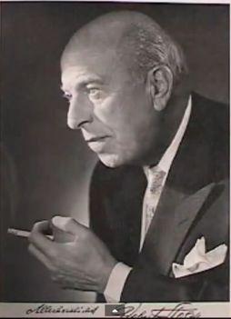 Robert Stolz osztrák operett és filmzeneszerző, karmester