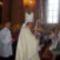 dr.Veres András püspök Atya  bevonulása