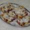 Meggyes-sárgabarackos tejes pite