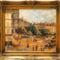 Szentháromság tér, Párizs (Pierre-Auguste Renoir festménye alapján)