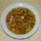 Zöldbab leves