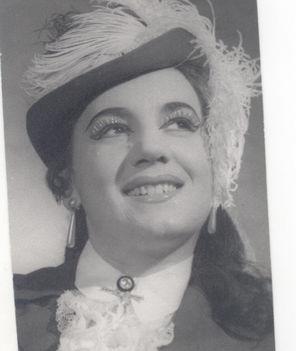 BÁRDOS ANNA   a Lili bárónő címszerepében
