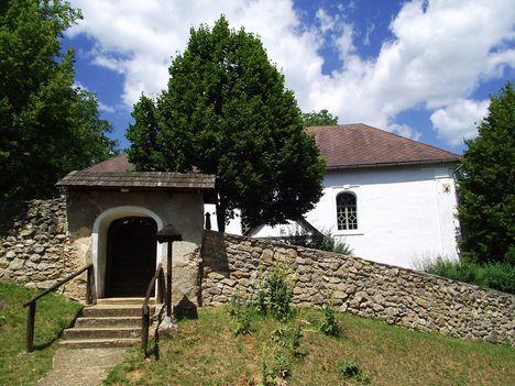 Jósvafő Református templom