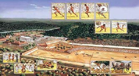 Ókori Olimpiák 5