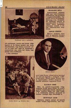 Zeneszerzők 1928. 6. oldal