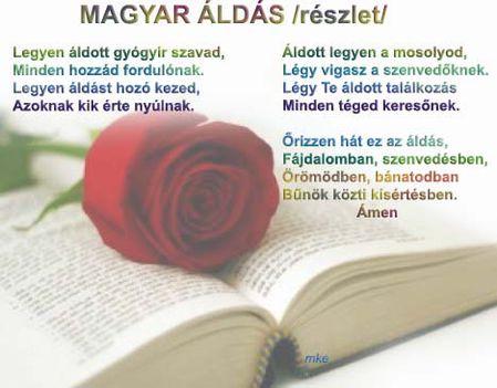 Magyar Áldás