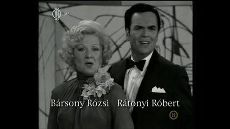 Bársony Rózsi - Rátonyi Róbert